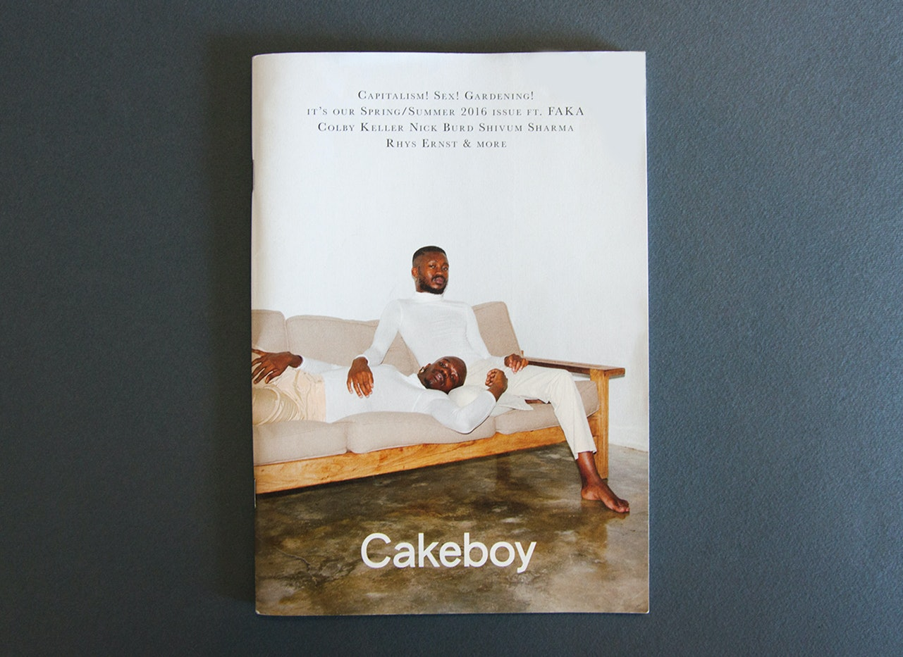 Behind the scenes: Cakeboy magazine - STACK magazines