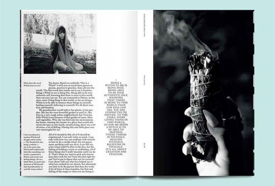 Sampler: Sabat magazine - STACK magazines