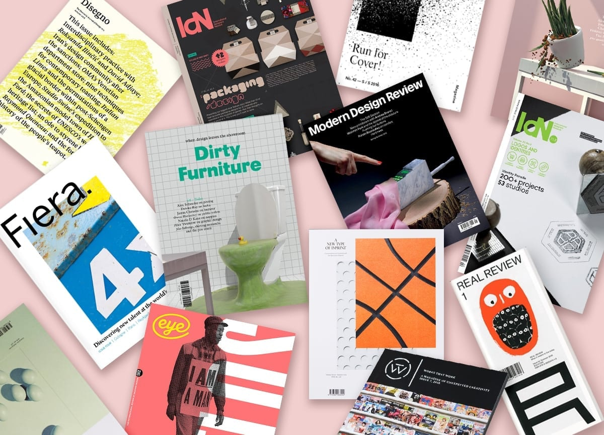 10 design magazines everyone should read stack magazines