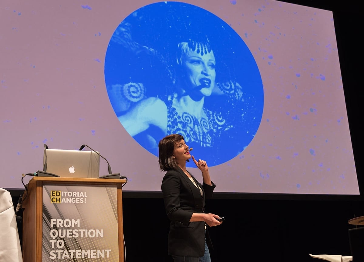 EDCH 2017: Jonathan Barnbrook, the Pitchfork Review, and