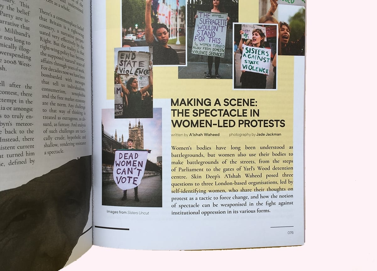 skin-deep-magazine-6-spectacle-protest