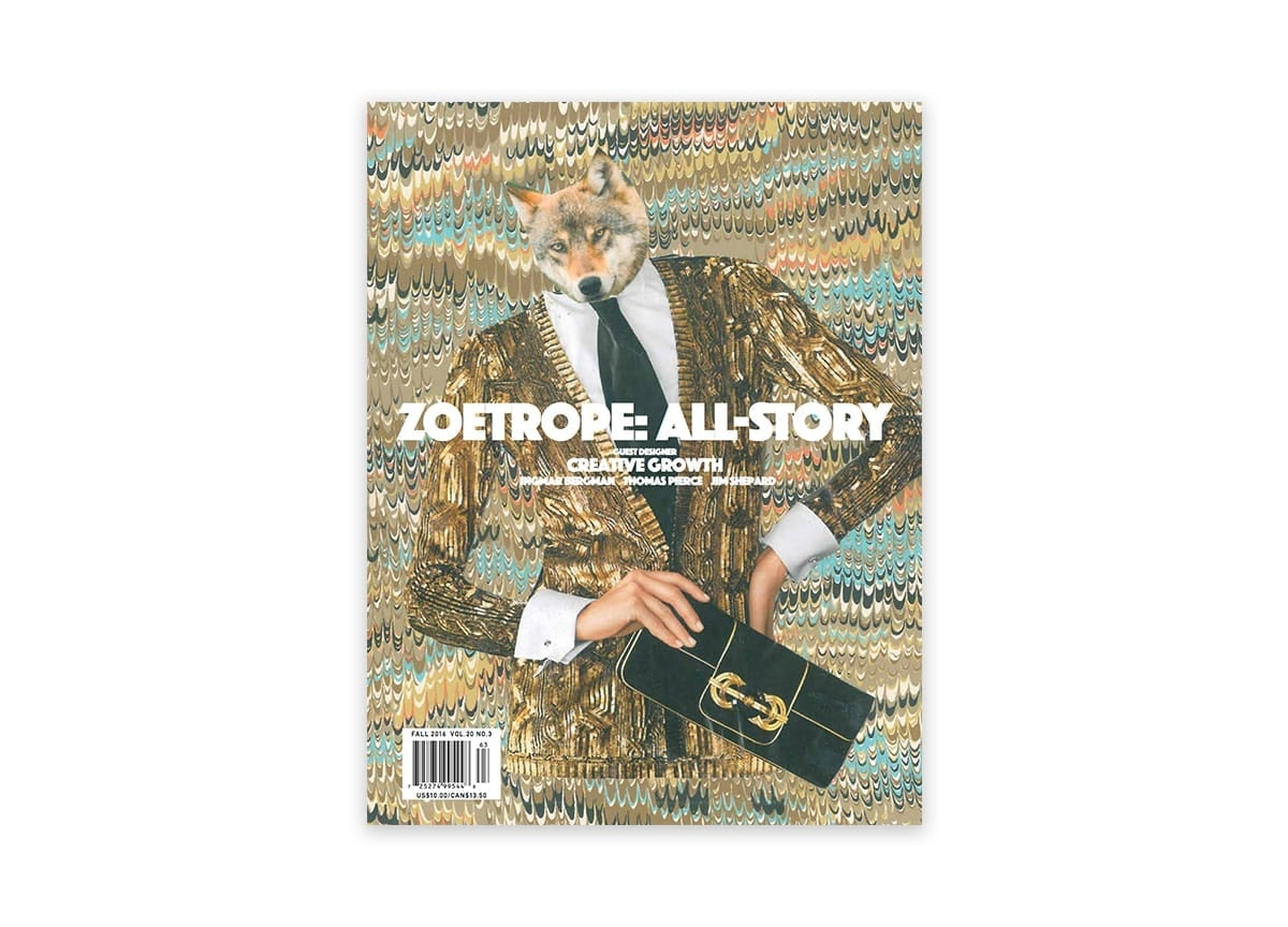 Zoetrope-magazine-wolf-cover