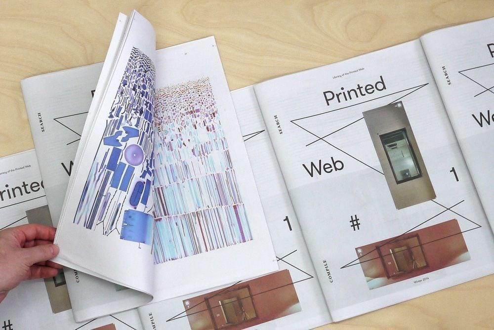 Printed Web 2