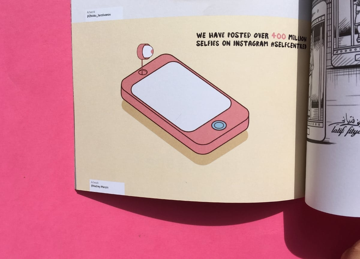 eyeyah-magazine-selfies-smartphones-illustration