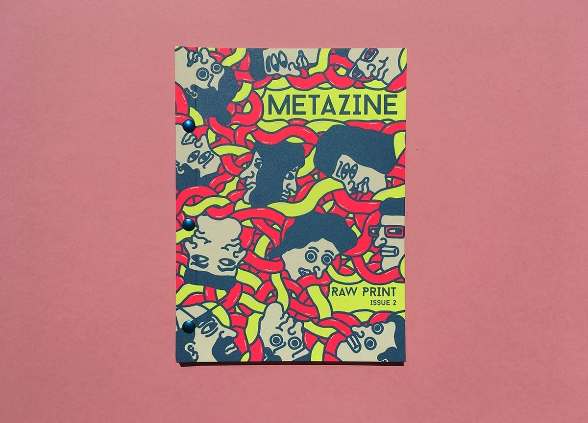 Metazine talks to magazine makers about magazines - STACK magazines