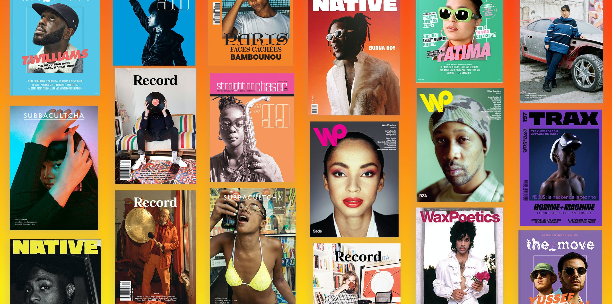 Best independent music magazines to read for Notting Hill Carnival