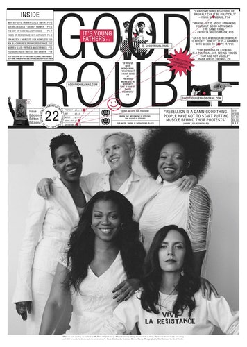 Good Trouble issue 22