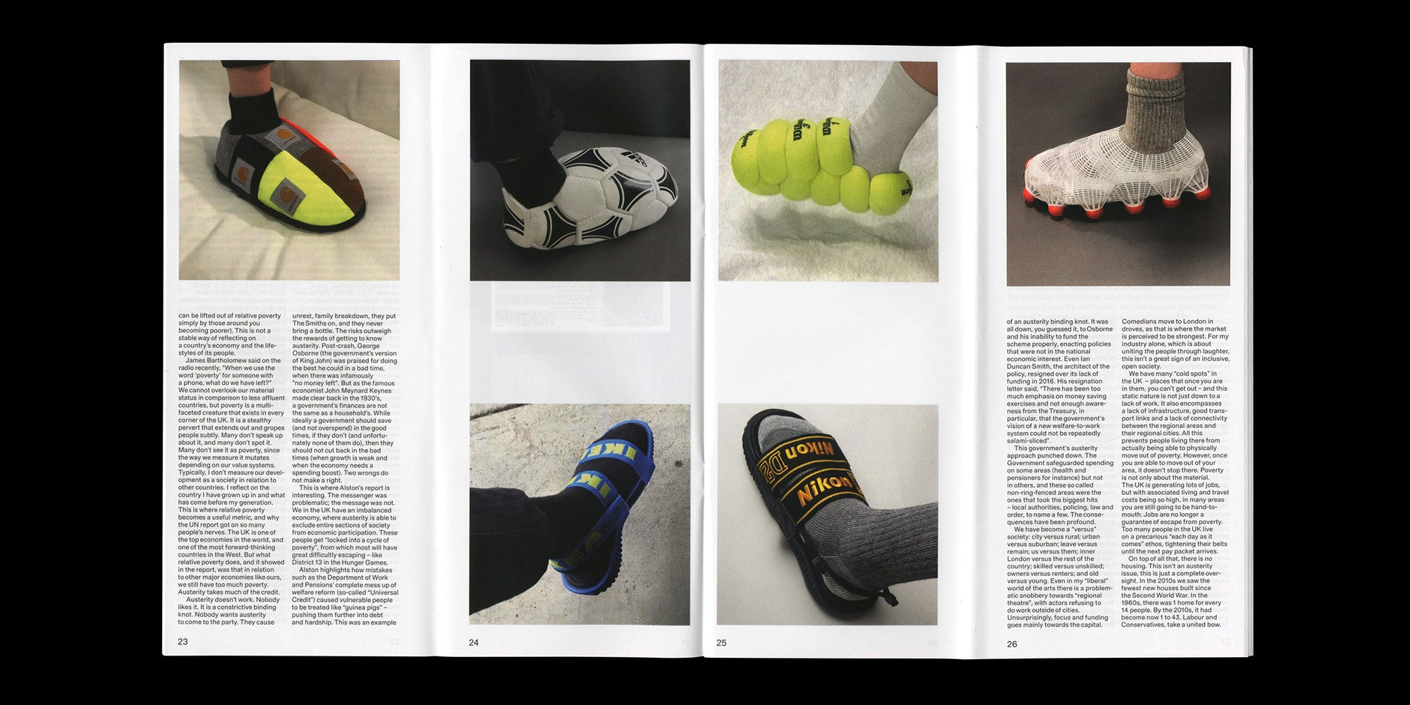 Lessons in disrupting power from Chelsea Manning and Wolfgang Tillmans -  STACK magazines