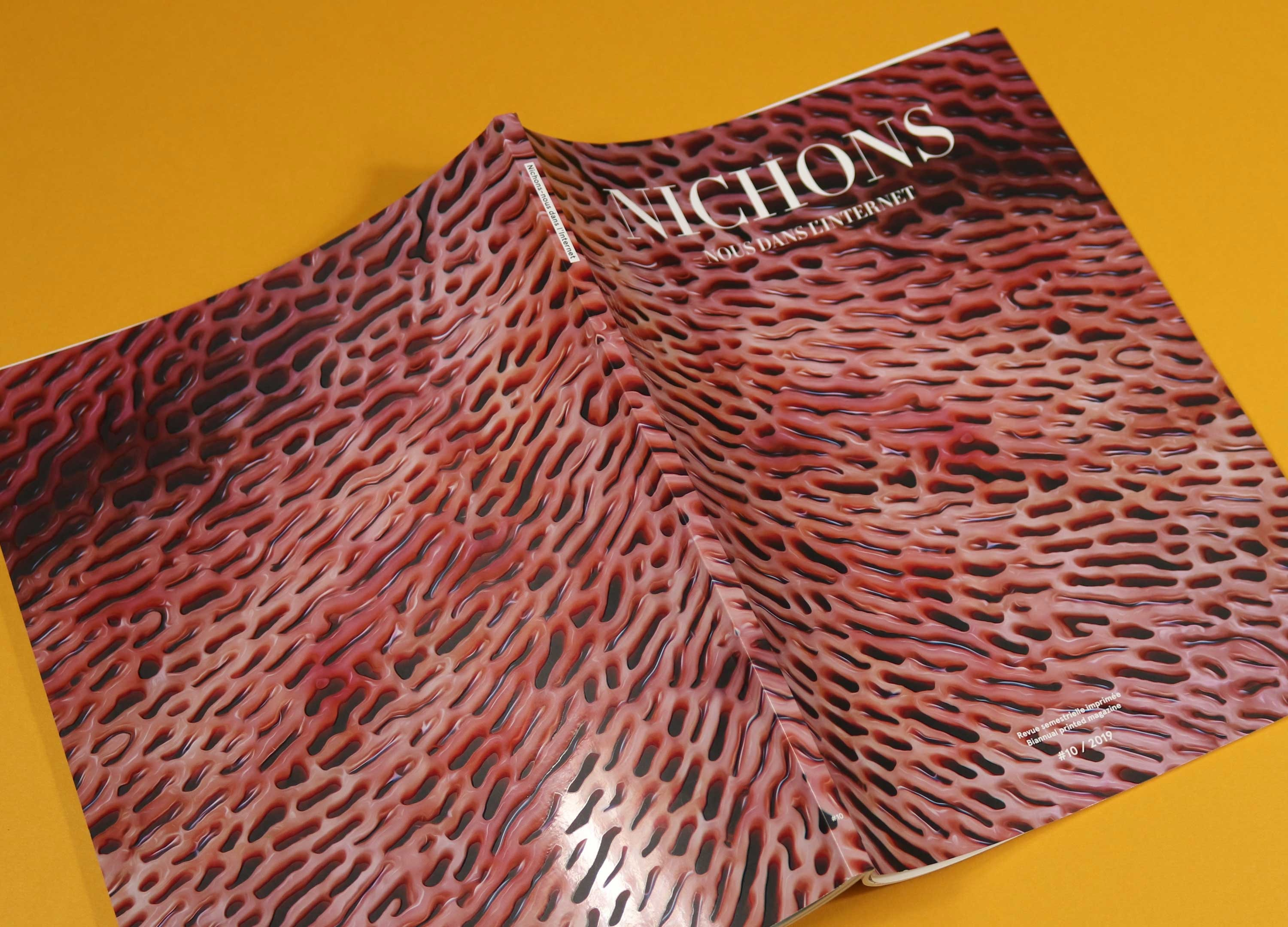 Disgustingly Delicious Images In The New Nichons Nous Stack Magazines